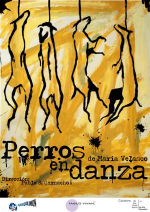 Perros en Danza de María Belasco